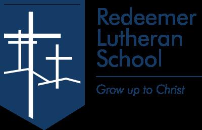 Redeemer Lutheran School Retina Logo