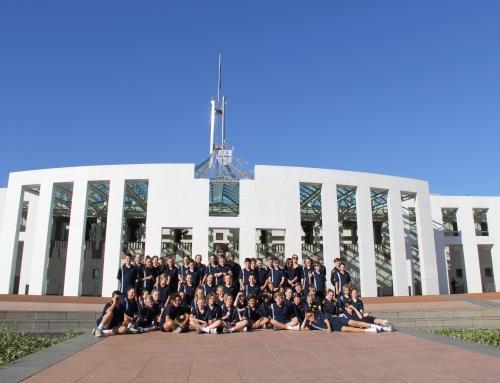 Year 7 Canberra trip