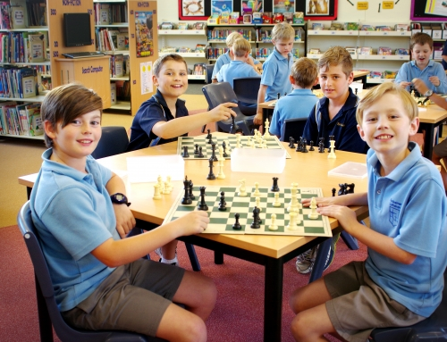 Chess Club: Term 1