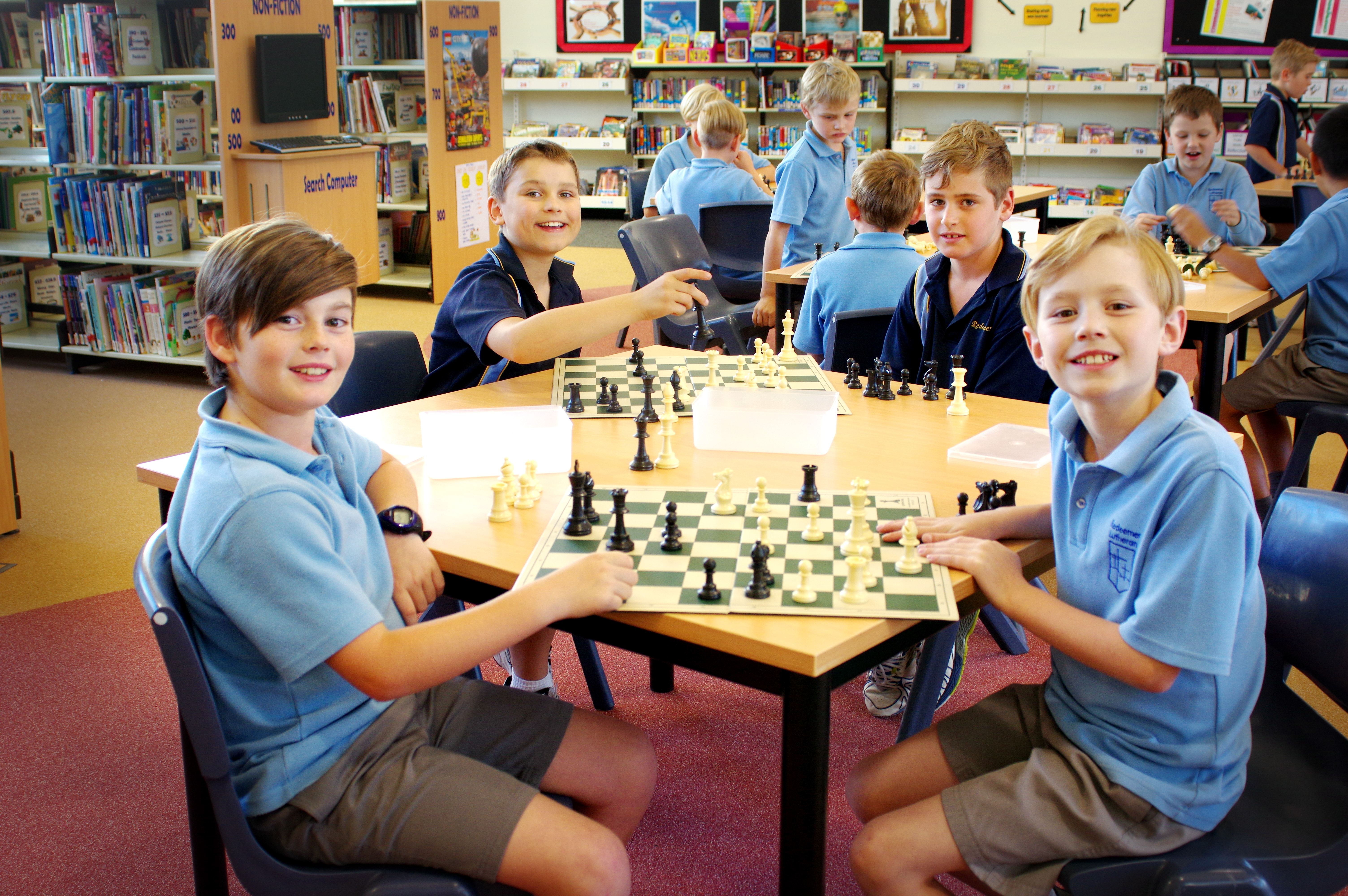 Chess clubs: a selection of sites